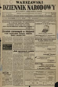 Warszawski Dziennik Narodowy. 1937, nr 1 B
