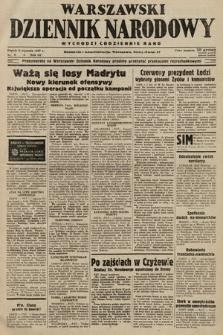 Warszawski Dziennik Narodowy. 1937, nr 8 B