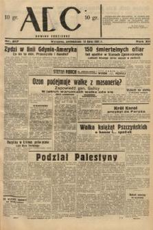 ABC : nowiny codzienne. 1937, nr217
