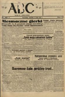ABC : nowiny codzienne. 1937, nr221 A