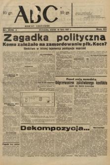 ABC : nowiny codzienne. 1937, nr226 A