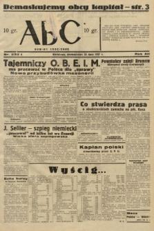 ABC : nowiny codzienne. 1937, nr232 A