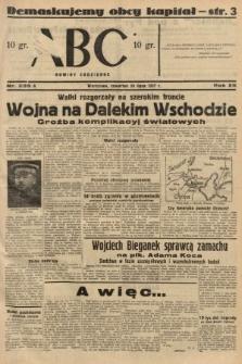 ABC : nowiny codzienne. 1937, nr235 A