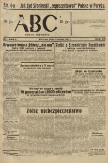 ABC : nowiny codzienne. 1937, nr244 A