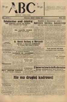ABC : nowiny codzienne. 1937, nr245 A [ocenzurowany]