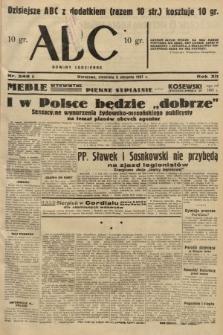 ABC : nowiny codzienne. 1937, nr246 A