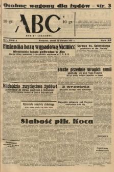 ABC : nowiny codzienne. 1937, nr248 A
