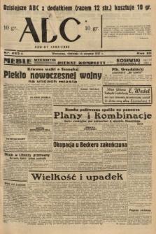 ABC : nowiny codzienne. 1937, nr253 A