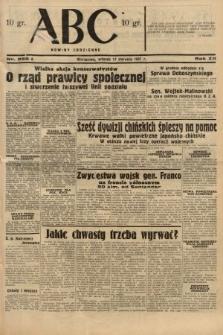 ABC : nowiny codzienne. 1937, nr256 A [ocenzurowany]