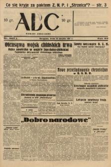 ABC : nowiny codzienne. 1937, nr257 A