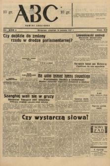 ABC : nowiny codzienne. 1937, nr258 A