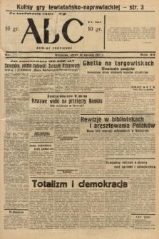 ABC : nowiny codzienne. 1937, nr[260] [ocenzurowany]