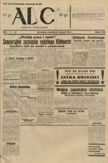 ABC : nowiny codzienne. 1937, nr[267] A [ocenzurowany]