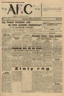 ABC : nowiny codzienne. 1937, nr[273] A [ocenzurowany]