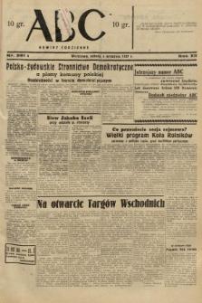 ABC : nowiny codzienne. 1937, nr281 A