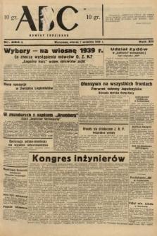 ABC : nowiny codzienne. 1937, nr284 A