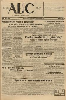 ABC : nowiny codzienne. 1937, nr287 A