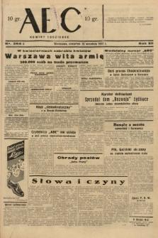 ABC : nowiny codzienne. 1937, nr294 A