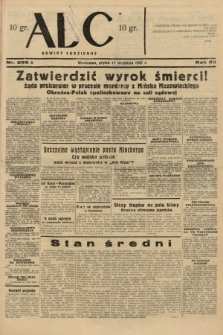 ABC : nowiny codzienne. 1937, nr295 A