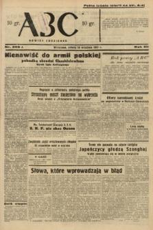 ABC : nowiny codzienne. 1937, nr296 A