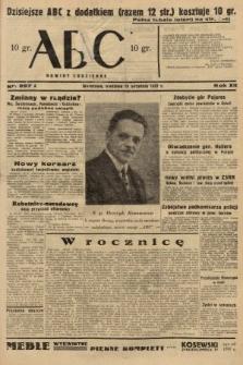 ABC : nowiny codzienne. 1937, nr297 A