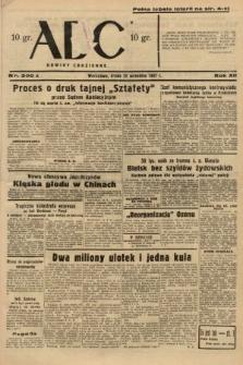 ABC : nowiny codzienne. 1937, nr300 A