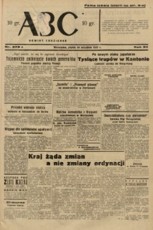 ABC : nowiny codzienne. 1937, nr302 A