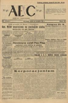 ABC : nowiny codzienne. 1937, nr303 A
