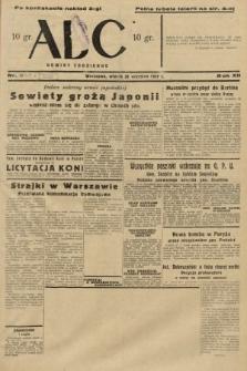ABC : nowiny codzienne. 1937, nr[308] A [ocenzurowany]