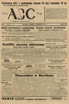 ABC : nowiny codzienne. 1937, nr[315] A [ocenzurowany]