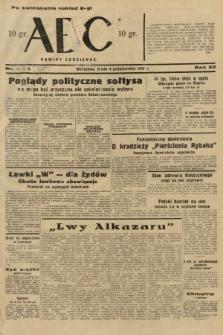 ABC : nowiny codzienne. 1937, nr[320] A [ocenzurowany]