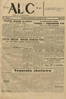 ABC : nowiny codzienne. 1937, nr326 A