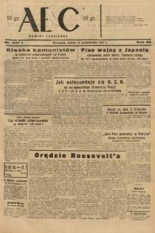ABC : nowiny codzienne. 1937, nr327 A