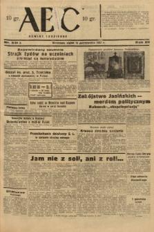 ABC : nowiny codzienne. 1937, nr331 A