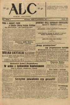 ABC : nowiny codzienne. 1937, nr332 A