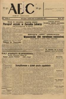 ABC : nowiny codzienne. 1937, nr334 A