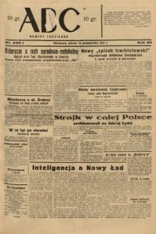 ABC : nowiny codzienne. 1937, nr335 A