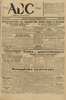 ABC : nowiny codzienne. 1937, nr337 A