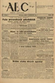 ABC : nowiny codzienne. 1937, nr338 A