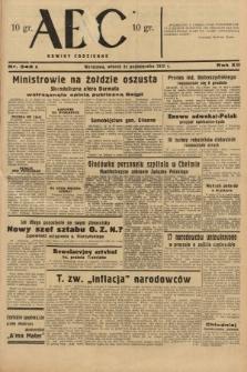 ABC : nowiny codzienne. 1937, nr342 A