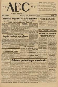 ABC : nowiny codzienne. 1937, nr343 A