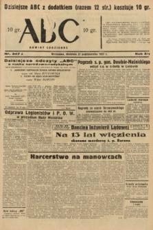 ABC : nowiny codzienne. 1937, nr[347] A [ocenzurowany]