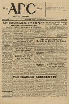 ABC : nowiny codzienne. 1937, nr352 A