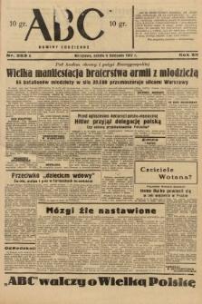 ABC : nowiny codzienne. 1937, nr353 A