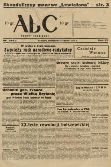 ABC : nowiny codzienne. 1937, nr355 A