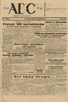ABC : nowiny codzienne. 1937, nr356 A