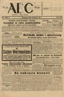 ABC : nowiny codzienne. 1937, nr357 A