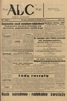 ABC : nowiny codzienne. 1937, nr363 A