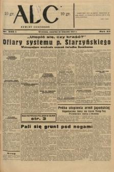 ABC : nowiny codzienne. 1937, nr366 A