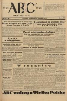 ABC : nowiny codzienne. 1937, nr370 A